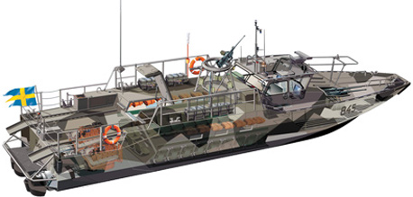 Illustration: Combat Boat 90 H