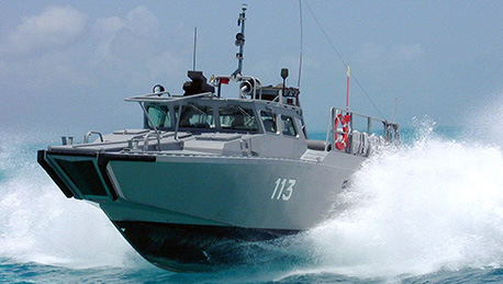 Combat and Patrol Boats