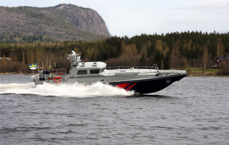 Photo: Interceptor Craft 16 M