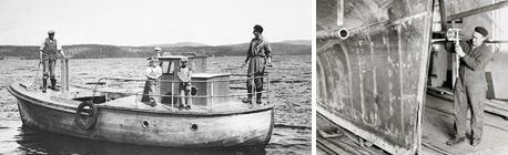 Dockstavarvet History