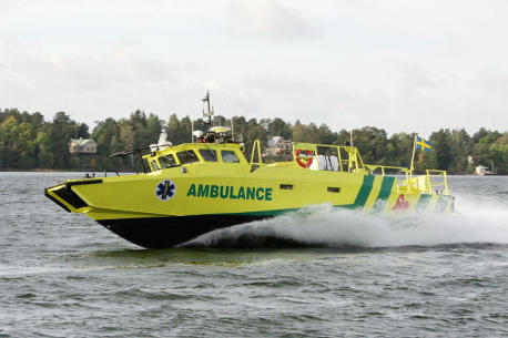 CB90 Marine Ambulance