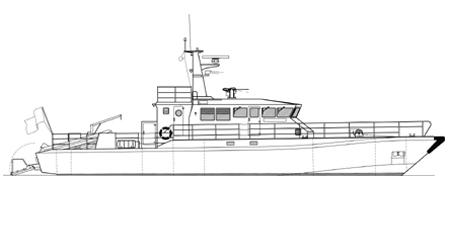 Coast Guard 25 M