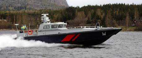 Interceptor Craft 16M